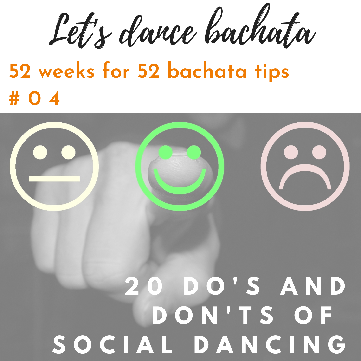 20 do's and don'ts of social dancing