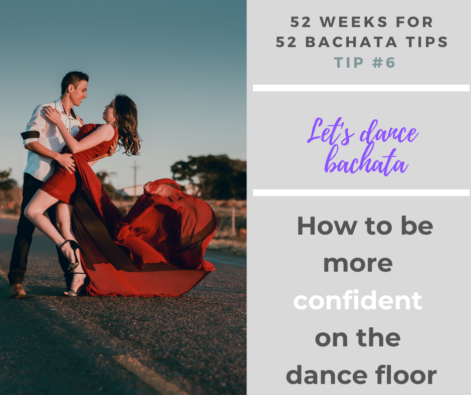 How to be more confident on the dance floor