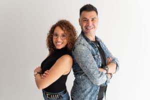 Alex and Aurelie - Let's Dance Bachata